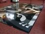 'Energy of The Arts' Quartz Stone Carpet