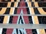 Firebird Ceramic Tile Mosaic Staircase